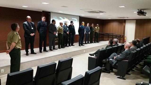 Centro de Estudos Estratégicos do Exército comemora Aniversário