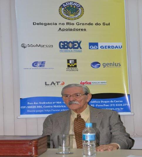 Professor Del Negro