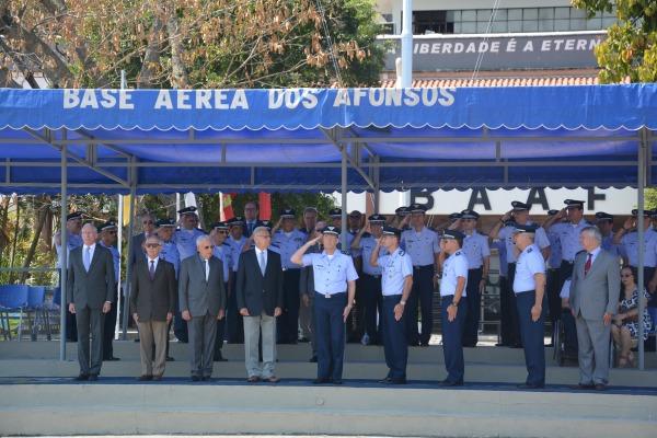 Cerimônia Militar no Rio de Janeiro homenageia Marechal Eduardo Gomes