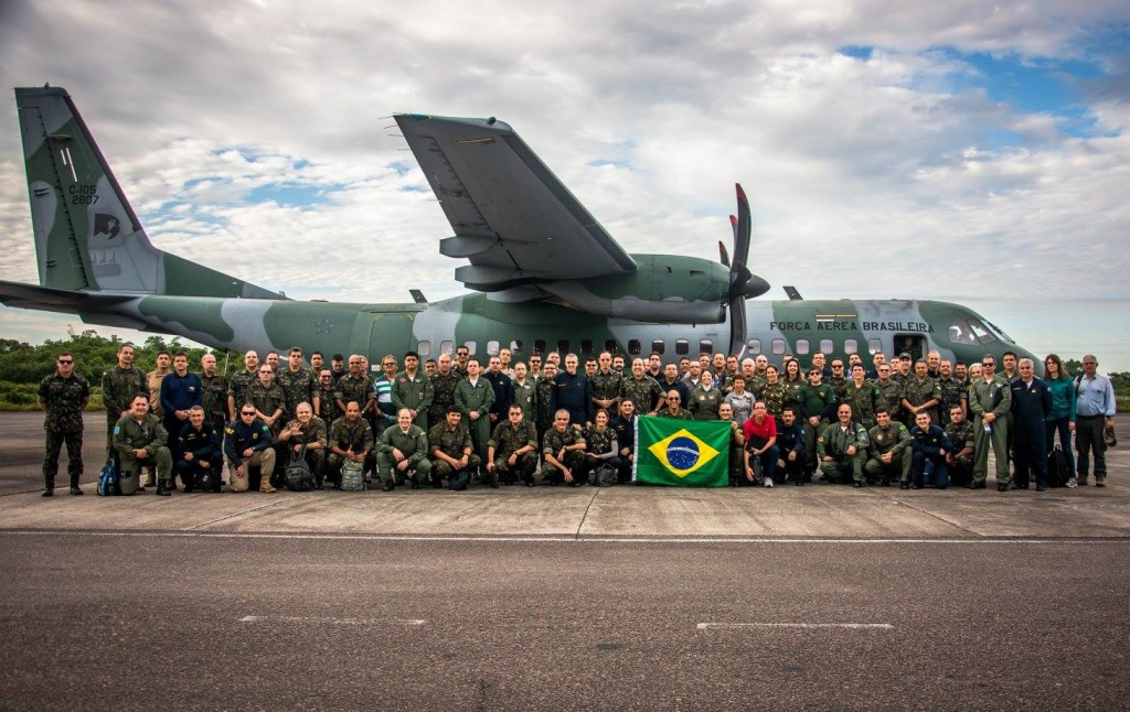 Estagiarios do CSD Realizam Viagem de Estudos ao Estado do Amazonas