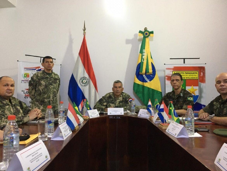 XI Conferência Bilateral de Estado-Maior entre Brasil e Paraguai