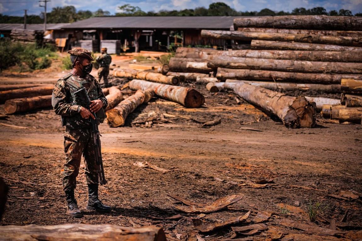 Entenda as diferenças entre as Operações Pantanal e Verde Brasil 2
