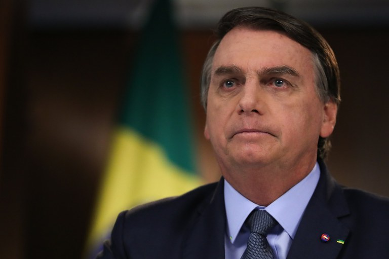 "Governo implementou de forma ""arrojada"" medidas para enfrentar a Covid-19, diz Presidente Bolsonaro"