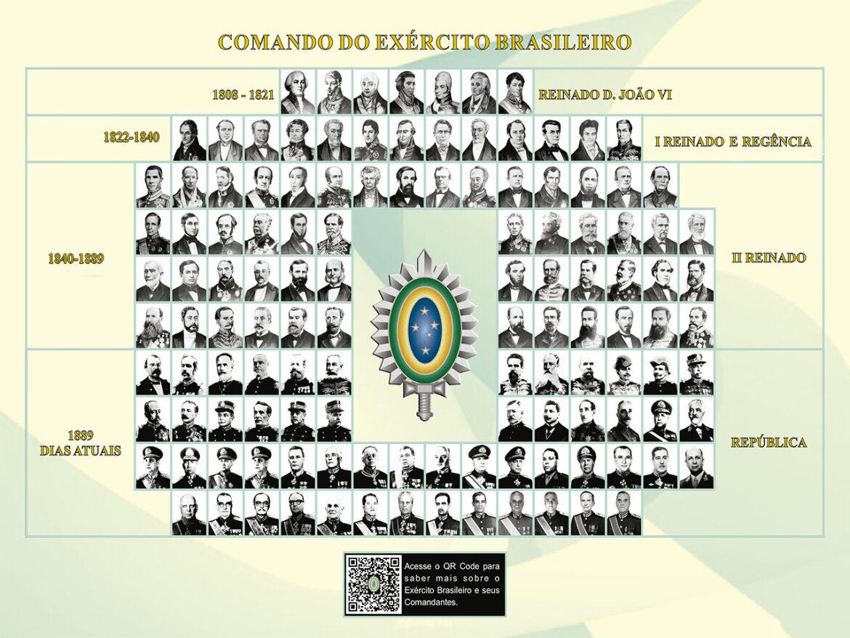 Acervo digital com biografias dos Ministros e Comandantes do Exército preserva a memória da instituição