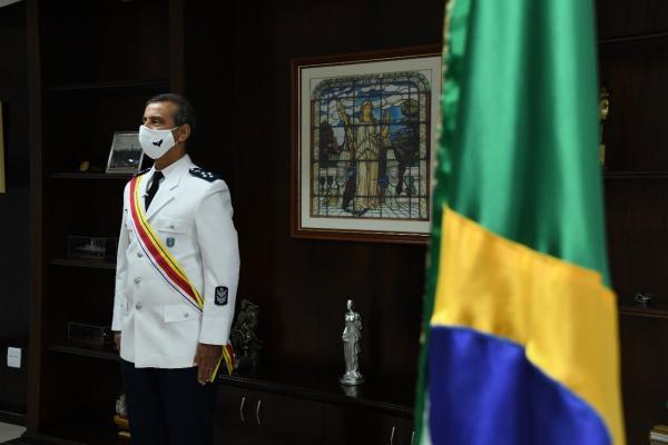 Tenente-Brigadeiro Amaral toma posse como Ministro do Superior Tribunal Militar
