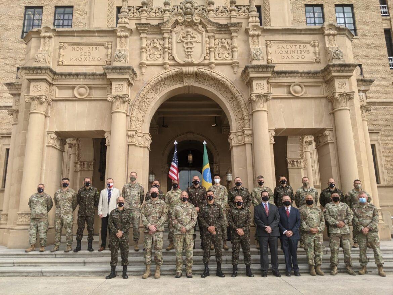XXXVI Conferência Bilateral de Estado-Maior entre o Exército dos EUA e o Exército Brasileiro