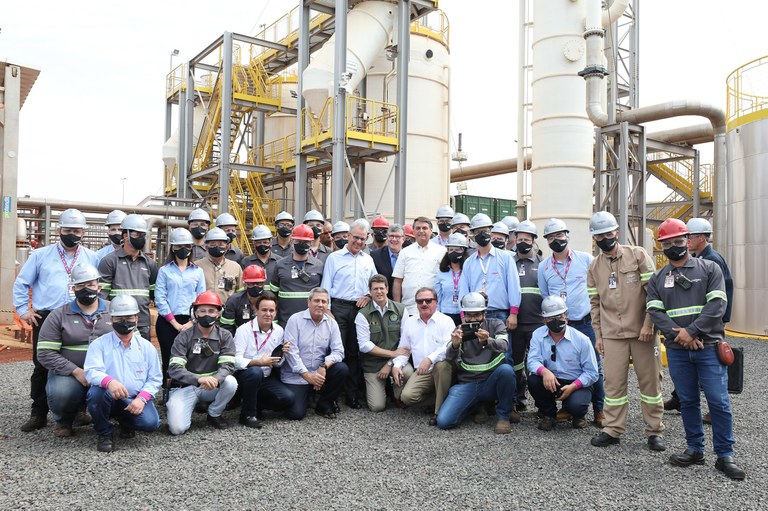 Brasil inaugura uma das maiores plantas de biogás do mundo, em SP