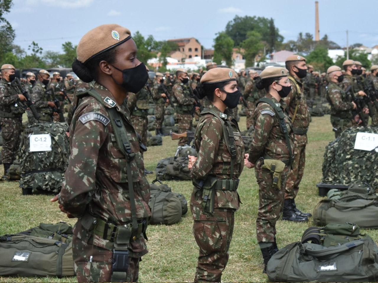 Brigada encerra a Certificação como Força de Prontidão do Exército Brasileiro