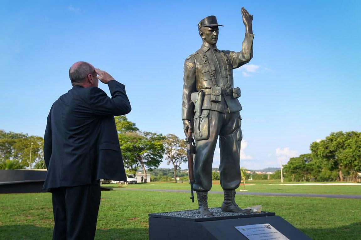 Comando de Operações Especiais homenageia militares pioneiros