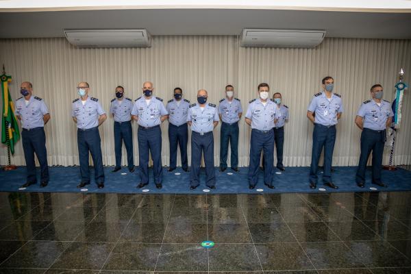 Estado-Maior da Aeronáutica celebra 79 anos de criação