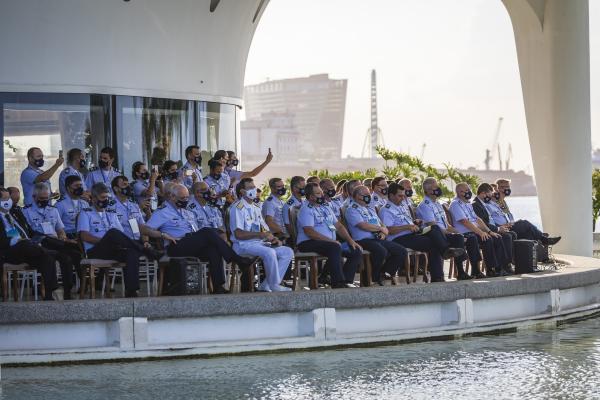 FAB realiza concerto musical no Museu do Amanhã