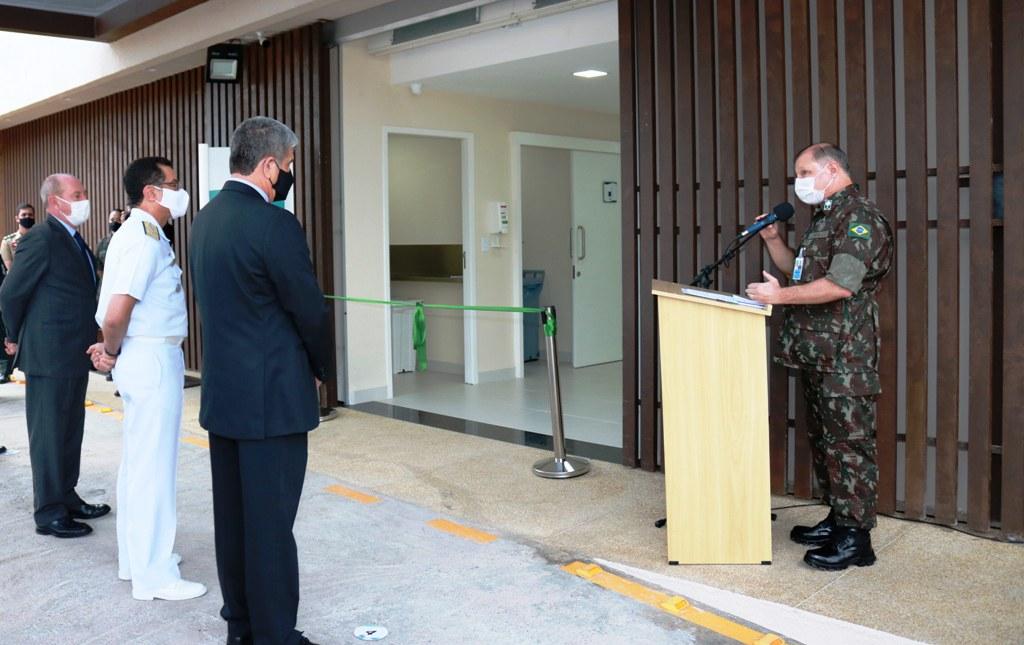 Novas instalações do HFA focam atendimento humanizado
