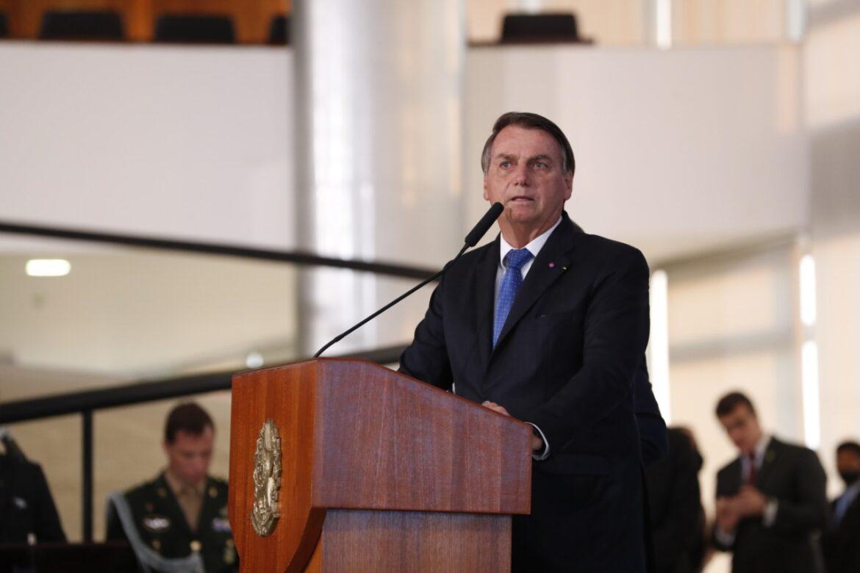 Presidente Jair Bolsonaro lança Programa Voo Simples que traz regras mais modernas para a aviação brasileira