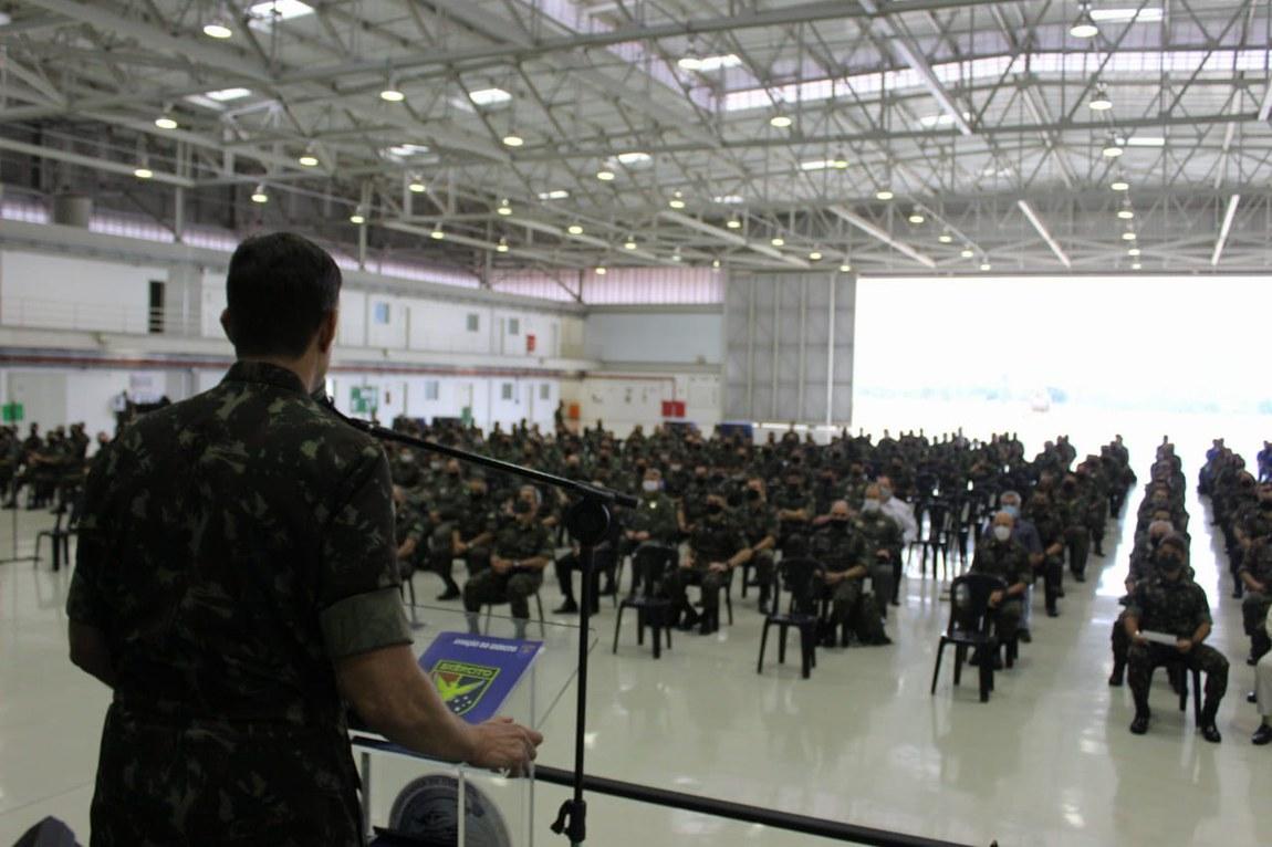 Segurança de Voo é tema de evento em Taubaté, no interior de São Paulo