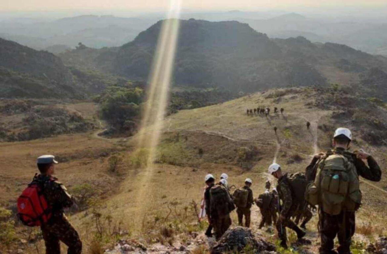 Soldados Comandos concluem Estágio Básico do Combatente de Montanha