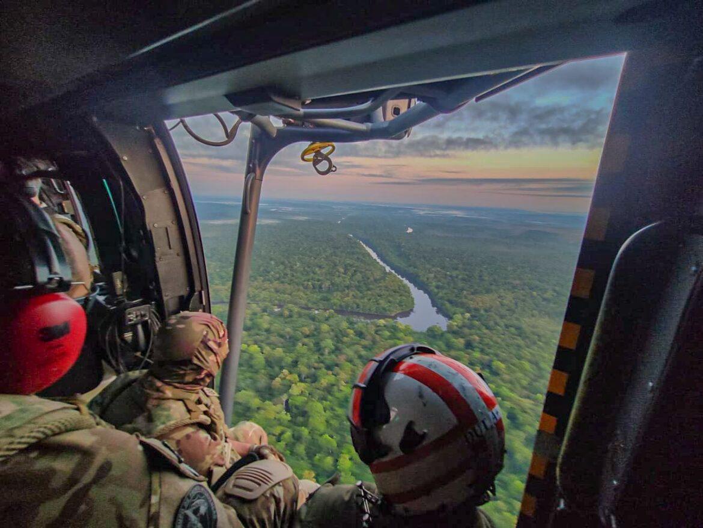 Tropas do Comando Conjunto Norte apreendem 45 quilos de ouro de garimpo ilegal em reserva nacional no Pará
