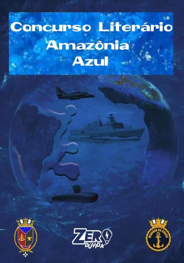 2° Concurso Amazônia Azul promovido pelo  CIASC, AILA e  SOAMAR Rio com o apoio do 1° Distrito Naval