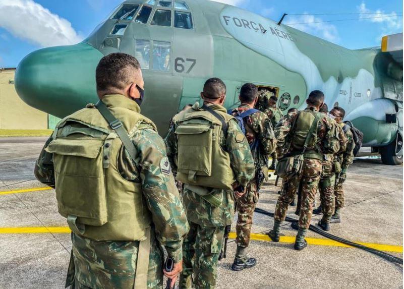 Operação Ágata Norte: Forças Armadas intensificam ações de combate a crimes transfronteiriços e ambientais no Pará e no Amapá