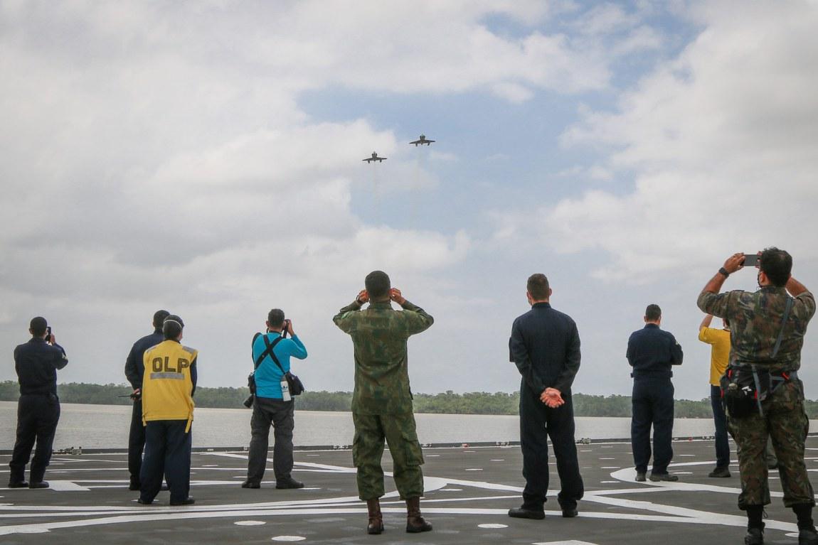 Exercício militar é realizado no contexto da Operação Ágata Norte