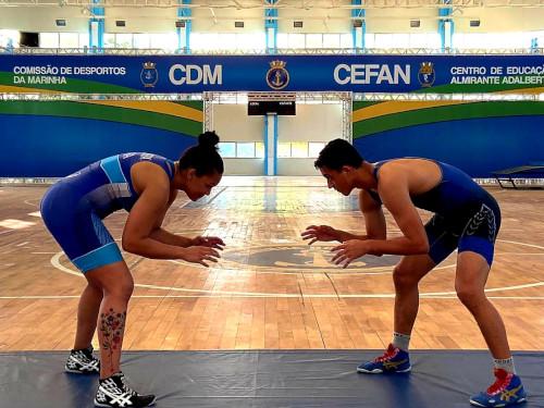 Atletas do Programa Olímpico da Marinha retornam às competições internacionais e treinos para Olimpíadas