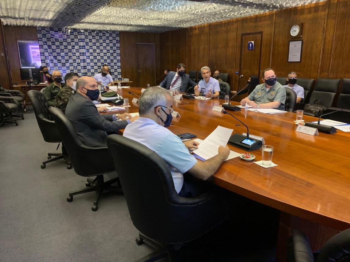 Comissão Mista da Indústria de Defesa discute Portaria do TLE