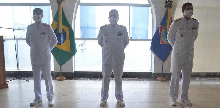 ESG realiza cerimônia de transmissão da Assistência Militar da Marinha e imposição da Medalha do Mérito Marechal Cordeiro de Farias