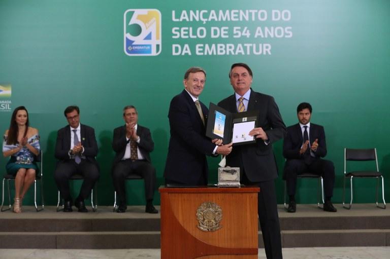 Embratur completa 54 anos de atuação pelo turismo brasileiro