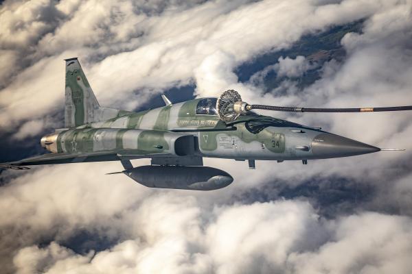 Exercício Operacional Tínia treina diversas atividades além do combate aéreo