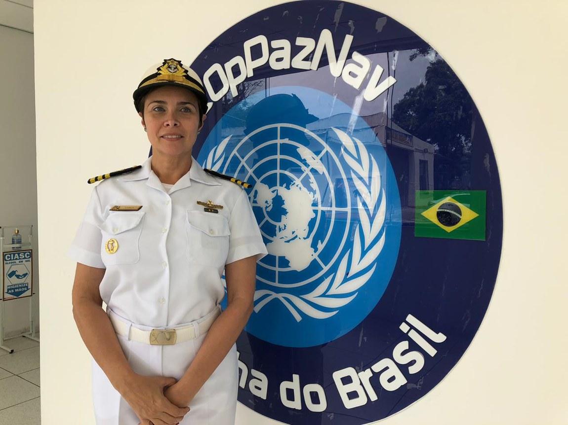 Marinha capacita Oficiais de Estado-Maior para emprego em Missões de Paz de Caráter Naval