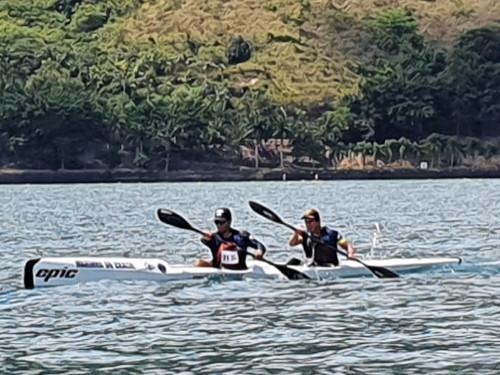 Marinha do Brasil é representada em competições esportivas no mar