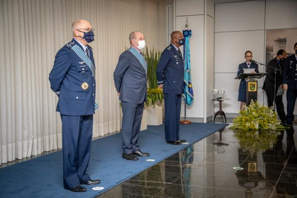 Oficiais-Generais recém-promovidos são homenageados nesta quarta-feira (25)