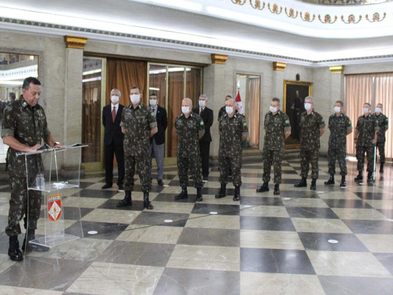 Passagem de Direção do Patrimônio Histórico e Cultural do Exército