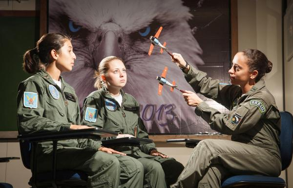 Presença feminina na Força Aérea Brasileira