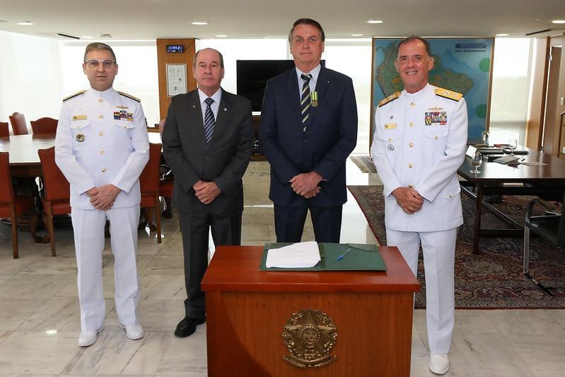 """Presidente da República assina decreto de aprovação do X Plano Setorial para os Recursos do Mar no """"Dia Nacional da Amazônia Azul"""""""
