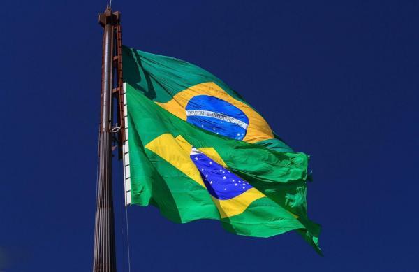 Brasília abriga maior bandeira do Brasil