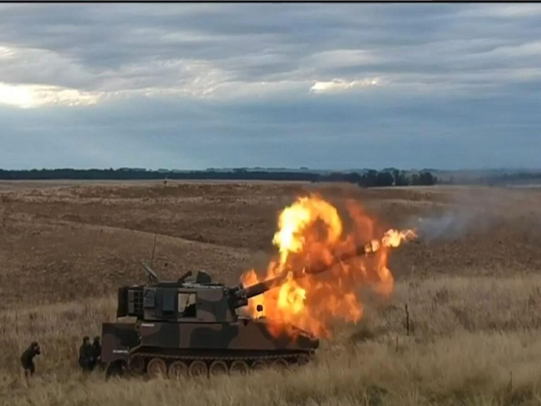 Exercício combinado promove troca de experiências e fortalece laços entre os exércitos brasileiro e argentino