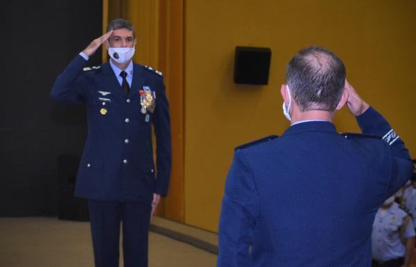 Academia da Força Aérea tem novo Comandante