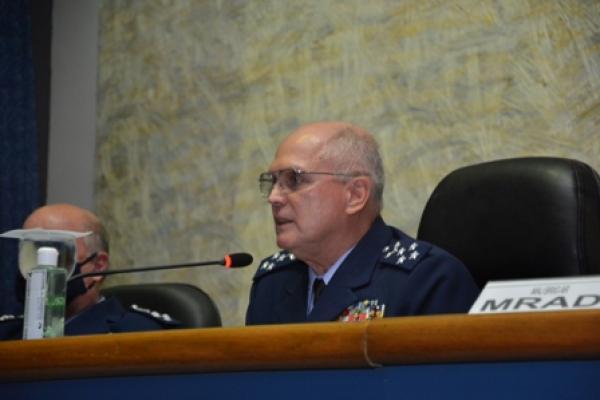 Escola de Comando e Estado-Maior da Aeronáutica realiza diplomação de 158 Oficiais