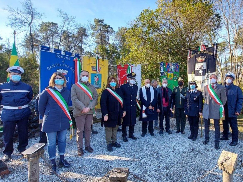 Homenagens à Força Expedicionária Brasileira nas províncias italianas da Toscana e da Emilia-Romagna