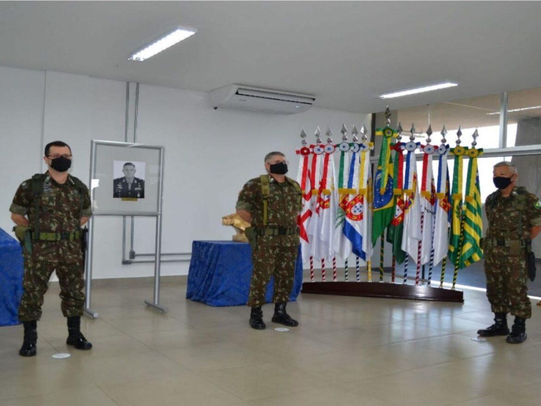 Passagem do Cargo de Comandante de Artilharia do Exército