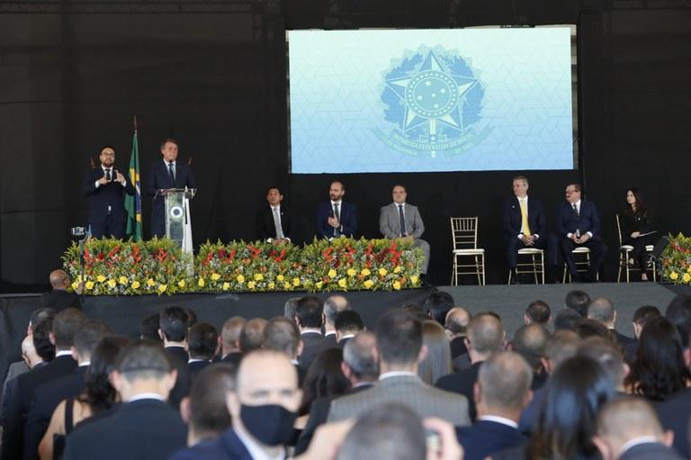 Polícia Federal forma nova turma de delegados e peritos criminais
