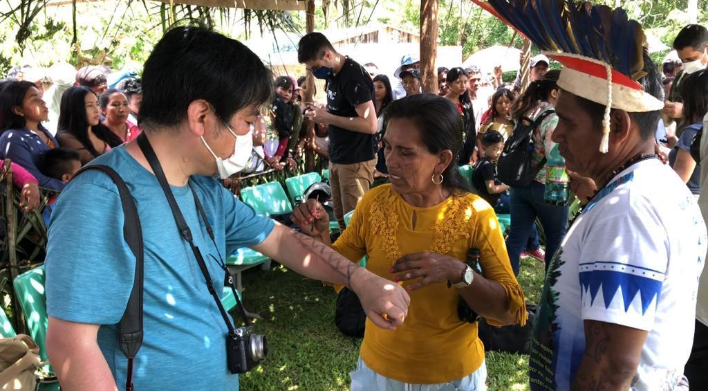 Ação interministerial da Defesa e da Saúde leva jornalistas para acompanhar a Missão Alto Solimões, no Amazonas