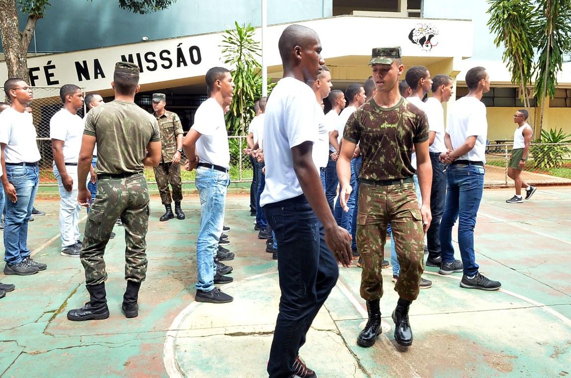 Alistamento Militar prossegue até 30 de junho