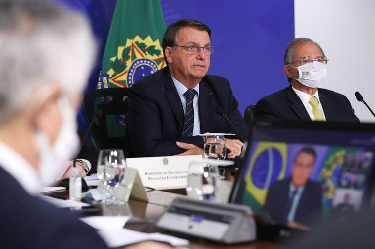 Brasil quer aperfeiçoar o ambiente de negócios em 2021