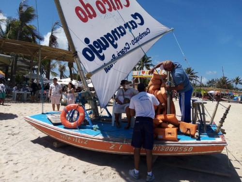 """Capitania dos Portos do Ceará intensifica ações de inspeção naval durante a Operação """"Verão 2020/2021"""""""