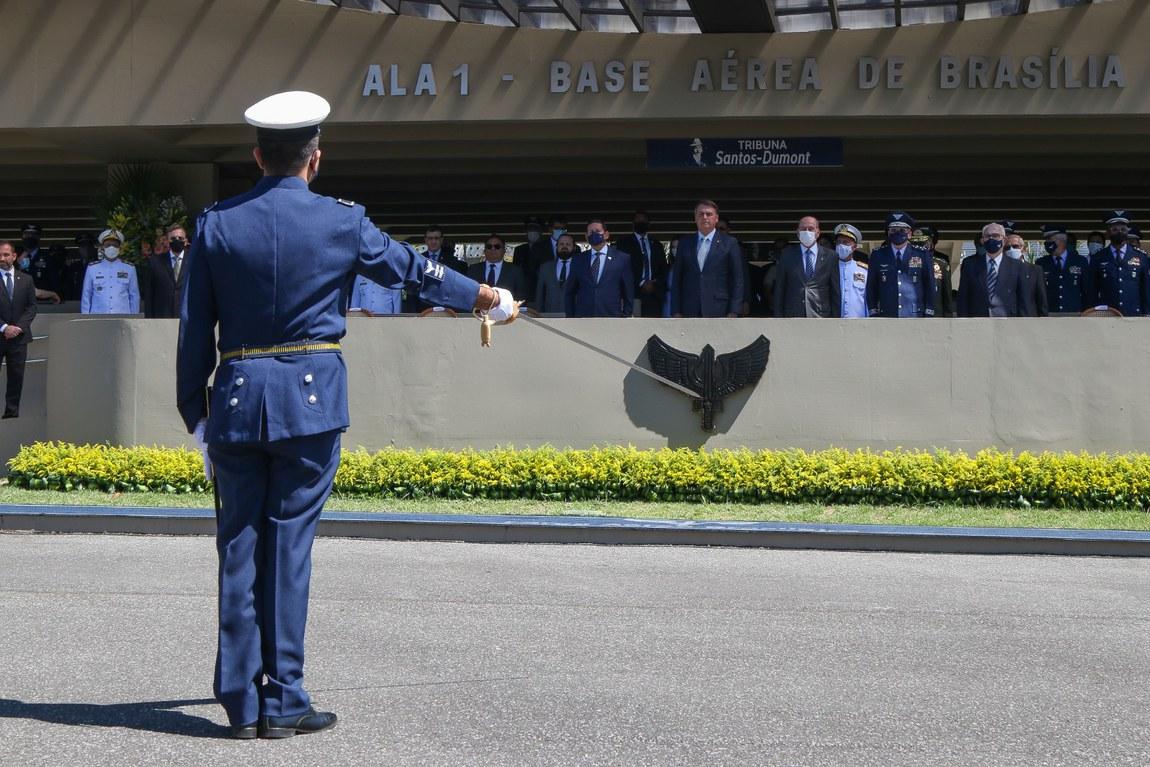Comando da Aeronáutica comemora 80º aniversário