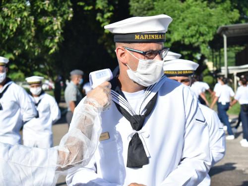 Cursos de Especialização do CIAA iniciam adaptação de 814 Marinheiros
