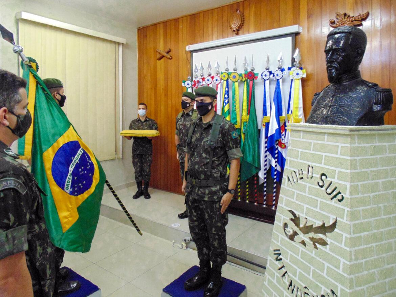 Assunção do cargo de Adjunto de Comando