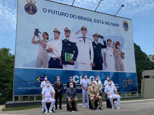 Centro de Instrução Almirante Graça Aranha completa 50 anos