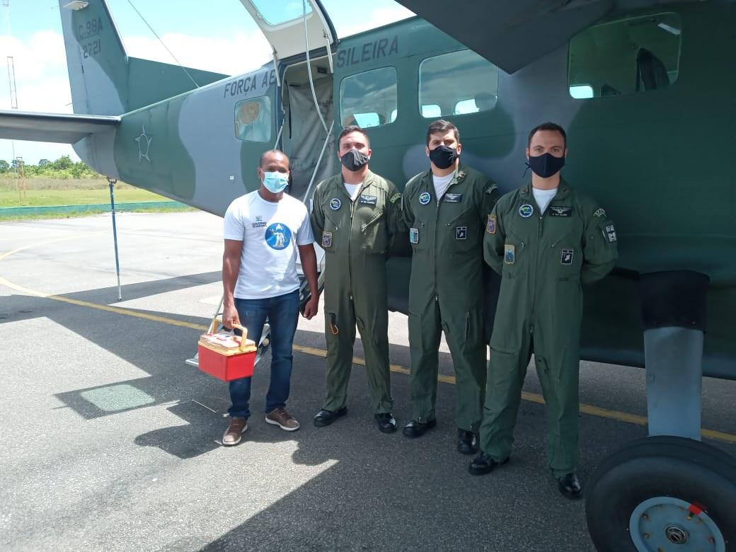 Forças Armadas completam 14 dias de apoio ao Amazonas